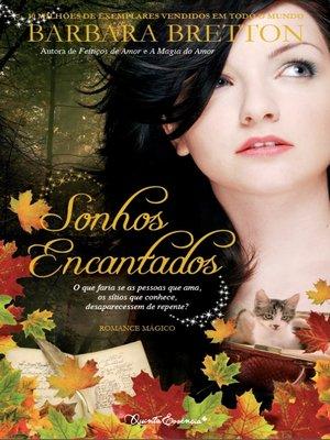 cover image of Sonhos Encantados