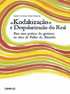 cover image of Kodakização