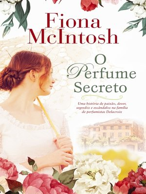 cover image of O Perfume Secreto
