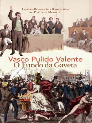 cover image of O Fundo da Gaveta