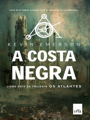 cover image of A costa negra