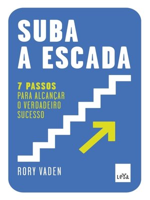 cover image of Suba a escada