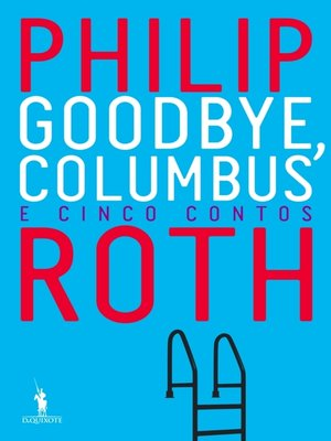 cover image of Goodbye, Columbus