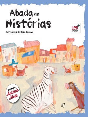 cover image of Abada de Histórias