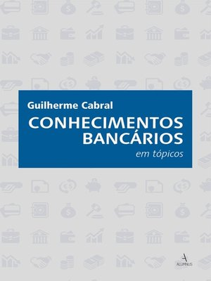 cover image of Conhecimentos bancários em tópicos
