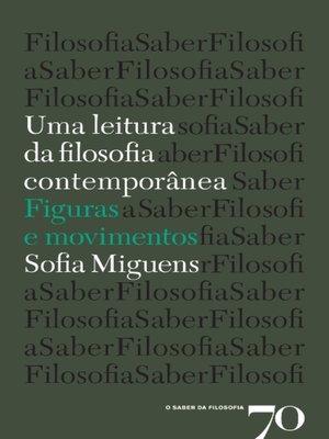 cover image of Uma Leitura da Filosofia Contemporânea