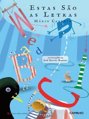 cover image of Estas São as Letras