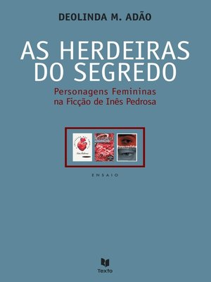 cover image of As Herdeiras do Segredo