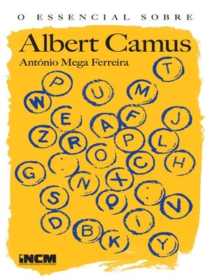 cover image of O Essencial sobre Albert Camus