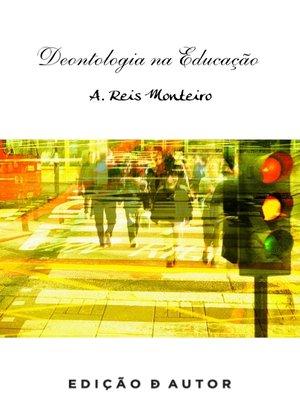 cover image of Deontologia na Educação