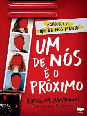 cover image of Um de Nós é o Próximo