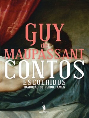 cover image of Contos Escolhidos de Guy de Maupassant