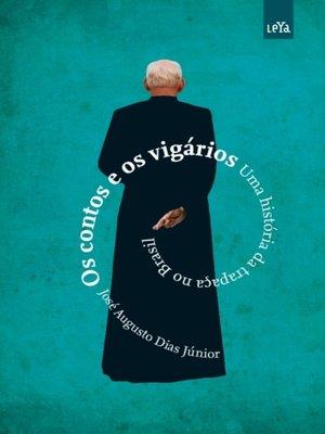 cover image of Os Contos e os Vigários