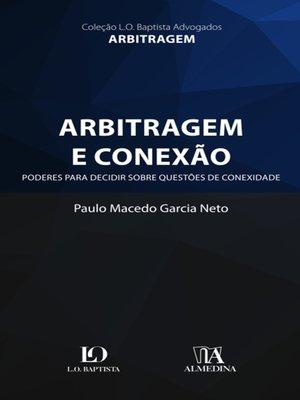 cover image of Arbitragem e Conexão