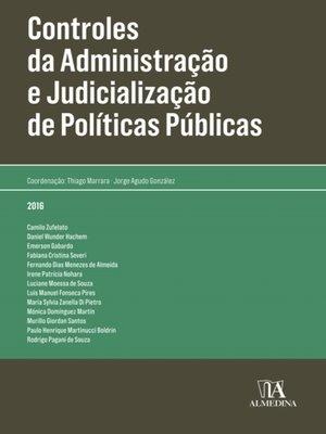 cover image of Controles da Administração e Judicialização de Políticas Públicas