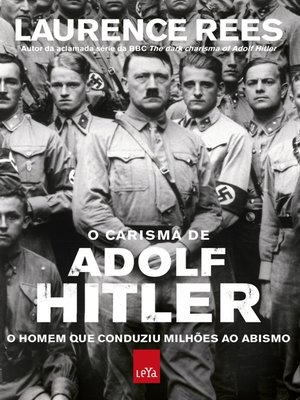 cover image of O carisma de Adolf Hitler