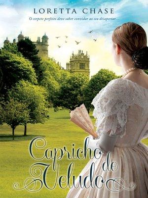 cover image of Capricho de Veludo