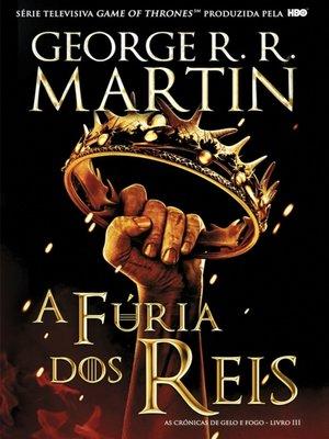 cover image of A Fúria dos Reis