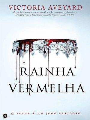 cover image of Rainha Vermelha
