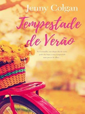 cover image of Tempestade de Verão