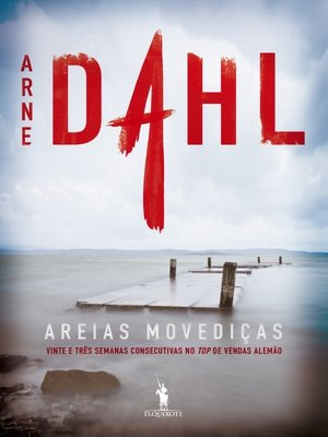 cover image of Areias Movediças