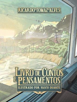 cover image of Livro de Contos e Pensamentos