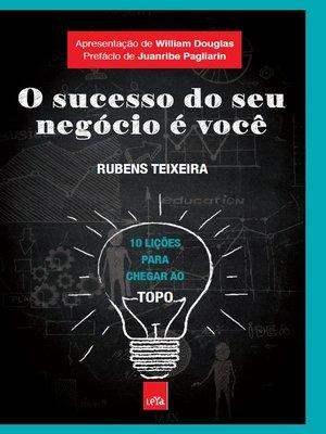 cover image of O sucesso do seu negócio é você