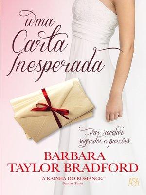 cover image of Uma Carta Inesperada