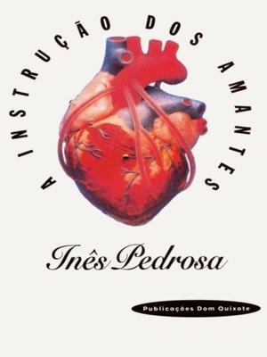 cover image of A Instrução dos Amantes
