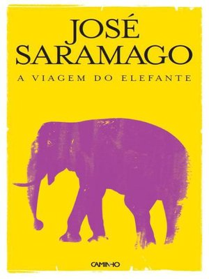 cover image of A Viagem do Elefante
