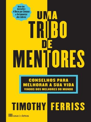 cover image of Uma Tribo de Mentores