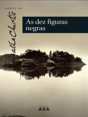 cover image of As Dez Figuras Negras