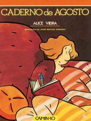 cover image of Caderno de Agosto