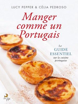 cover image of Manger comme un Portugais