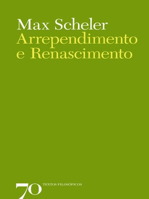 cover image of Arrependimento e Renascimento