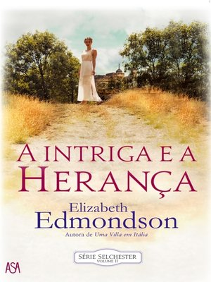 cover image of A Intriga e a Herança