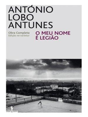 cover image of O Meu Nome é Legião