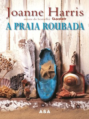 cover image of A Praia Roubada