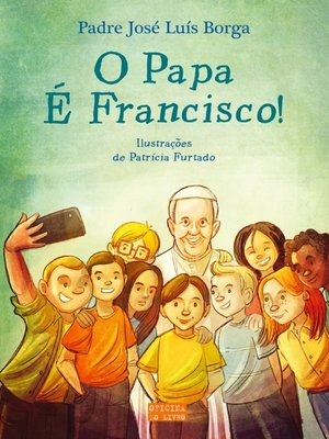 cover image of O Papa É Francisco