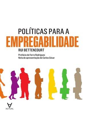 cover image of Políticas para a Empregabilidade