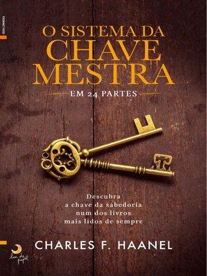 cover image of O Sistema da Chave Mestra