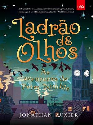 cover image of Ladrão de olhos