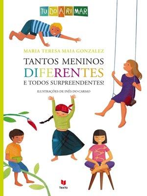 cover image of Tantos meninos diferentes e todos surpreendentes!