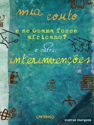 cover image of Interinvenções