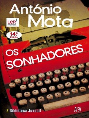 cover image of Os Sonhadores