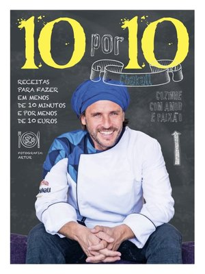 cover image of 10 por 10