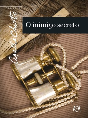 cover image of O Inimigo Secreto