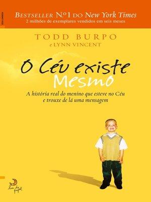cover image of O Céu Existe Mesmo