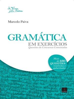 cover image of Gramática em Exercícios