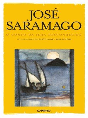 cover image of O Conto da Ilha Desconhecida